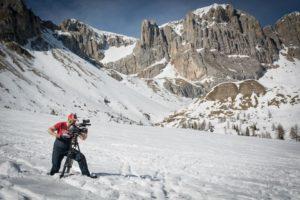 Al lavoro in Trentino