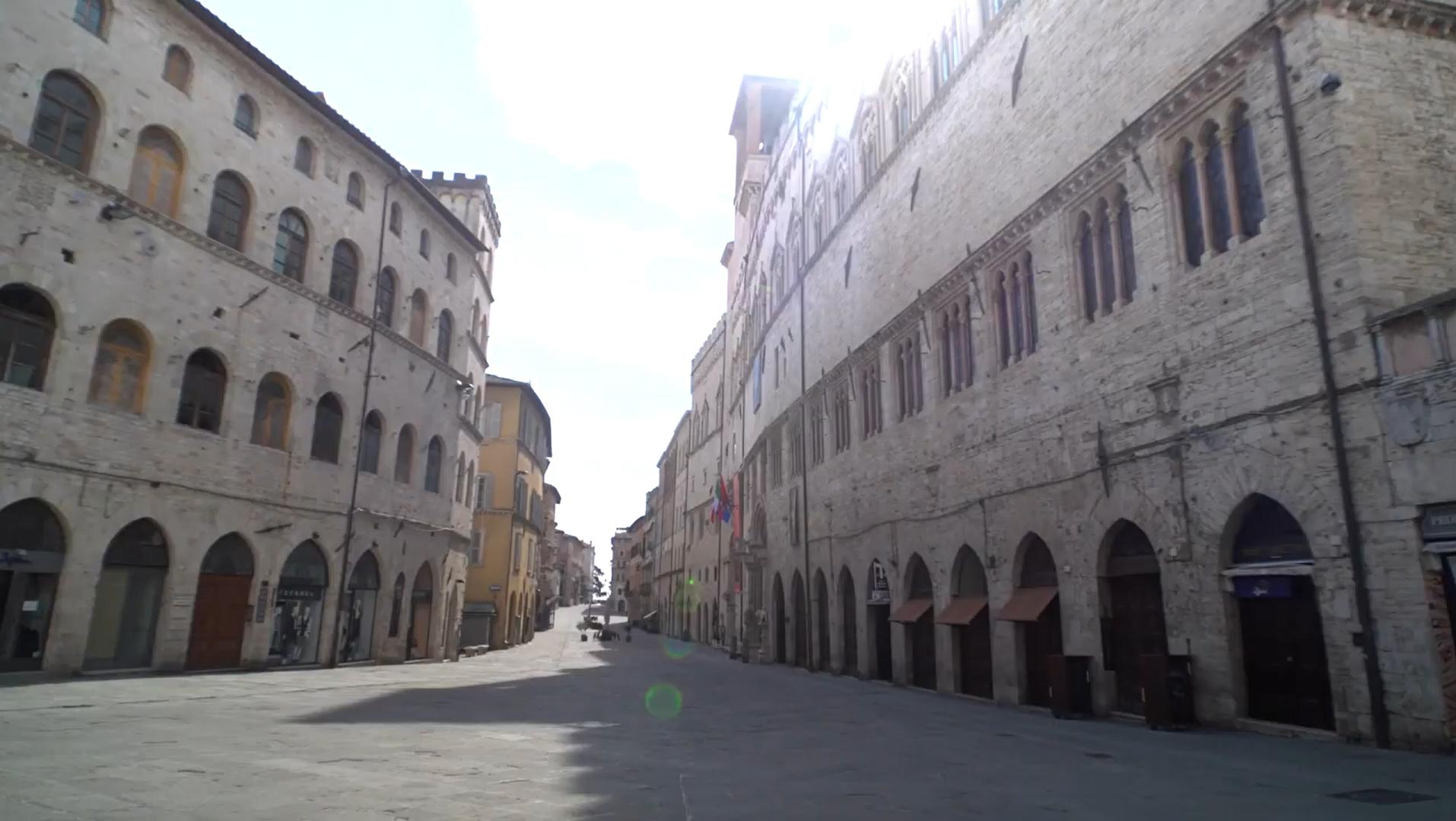 C'era una volta COVID19 – a Perugia